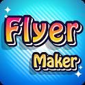Flyer Maker, Graphic Maker, Poster Design icon