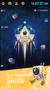 Space Colonizers Idle Clicker Incremental - náhled