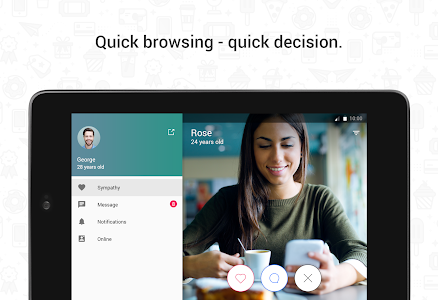 Hitwe - meet people for free screenshot 9