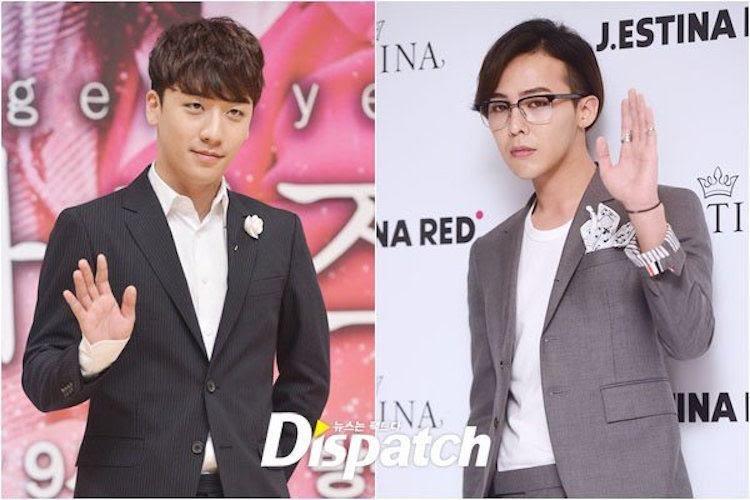 G-Dragon și Seungri au fost văzuți luând metroul
