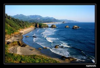 Photo: Cannon Beach, Oregon