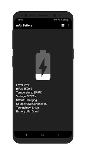 mAh Battery Pro ss3