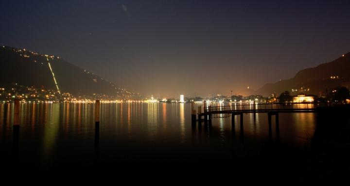 La notte sul lago... di simo05