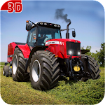 Farming Simulator Drive 3D Icon