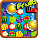 Fruit War - Jelly Crush icon