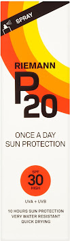 Riemann P20 Once a Day Sun Protection SPF 30 High Pump Spray - 100ml