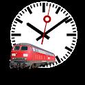 זמני הרכבת icon