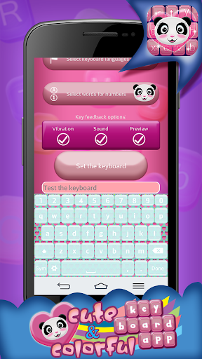 生活必備免費app推薦|女の子のための着色されたキーボード線上免付費app下載|3C達人阿輝的APP