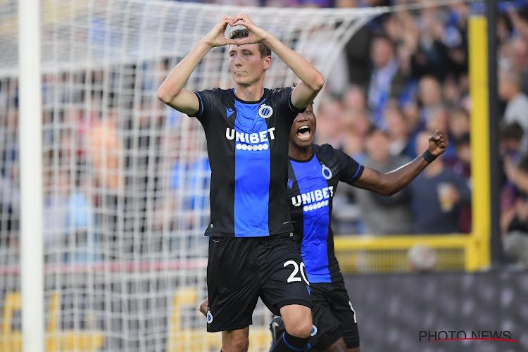 """Vanaken in aanloop clash tegen Dynamo Kiev: """"Waarom zou ik mijn carrière niet afsluiten bij Club Brugge?"""""""