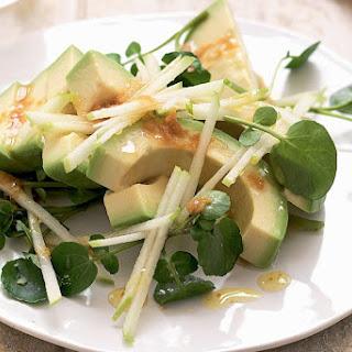 Avocado And Green Apple Salad