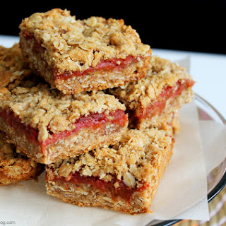 Rhubarb Squares Recipes