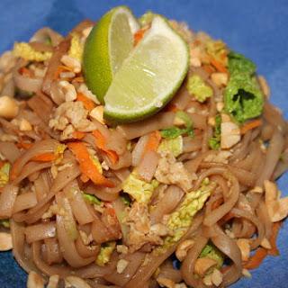 Spicy Veggie & Noodle Stir-Fry