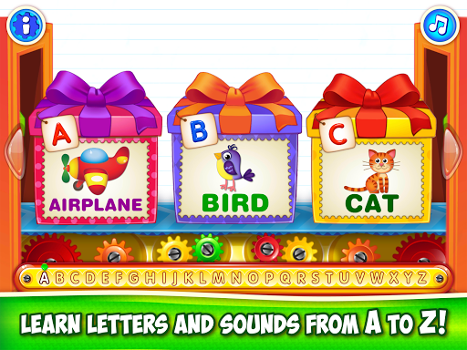 Baby ABC in box Kids alphabet games for toddlers android2mod screenshots 10