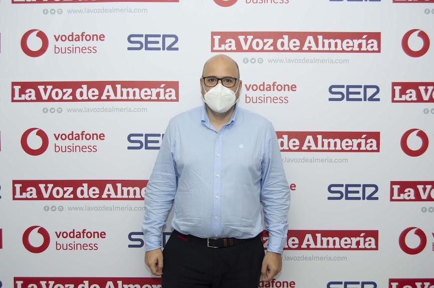 Pedro José Gilabert Belmonte, ejecutivo de Vodafone.