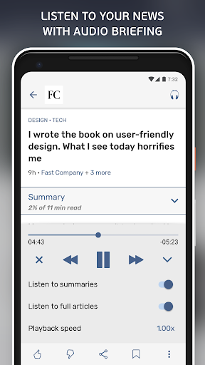 News360 for Phones screenshot 2
