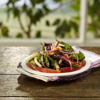Swiss Chard Salad.