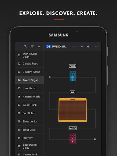 Fender Tone 3.0.1 screenshots 15