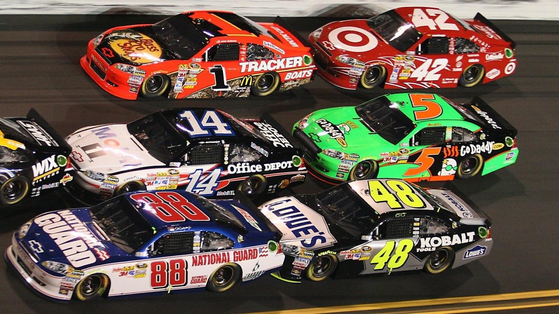 Watch NASCAR Racing live