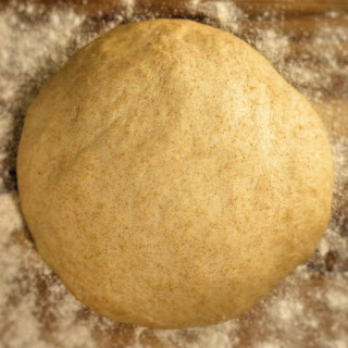 Whole Wheat Pizza Crust Dough for Breadmaker Recipe