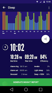Sleep Time : Sleep Cycle Smart Alarm Clock Tracker- screenshot thumbnail
