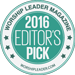2016 Editors Pick Badge