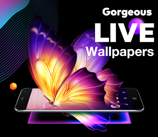 Bling Launcher - Live Wallpapers & Themes 1.3.4 screenshots 2