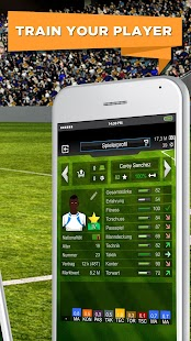 Goal Football Manager Screenshot