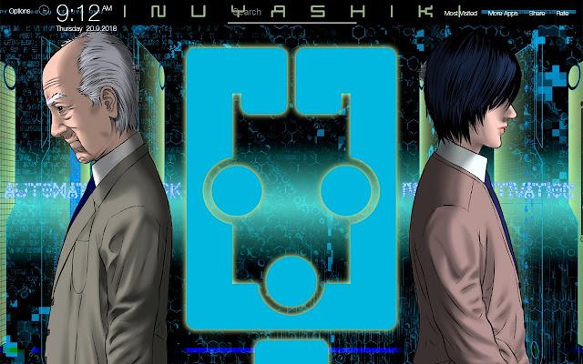 Inuyashiki Wallpapers FullHD New Tab