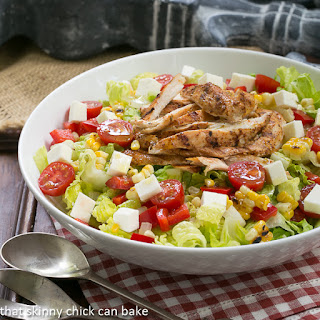 Southwestern Chicken Salad #SundaySupper #ChooseDreams.