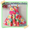 Baby Girl Clothes Design icon