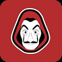 Money Heist Stickers for WhatsApp (WAStickerApps) icon