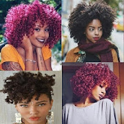 AfroPunk Curly Hairstyles.
