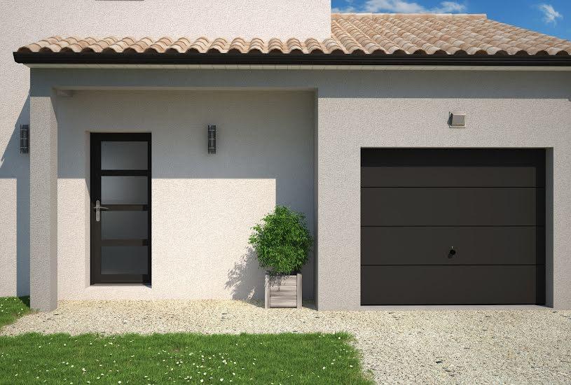 Vente Terrain + Maison - Terrain : 535m² - Maison : 120m² à Chemillé (49120)