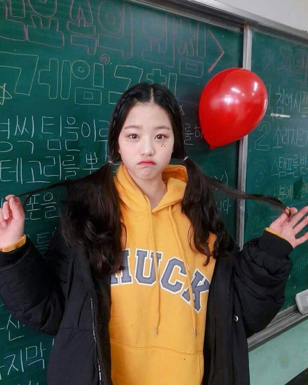 pre debut wonyoung