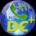 DC plus icon