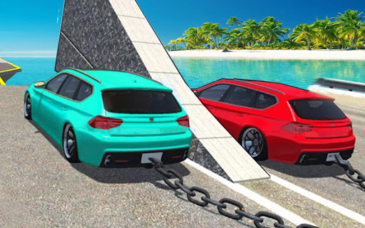 Chained Cars Thrilling Drive 2018 for PC
