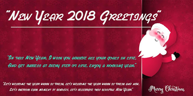 if you love to celebrate your new year festivals by sending greetings to your dear one new year 2018 wishes here you can write your name or greetings on