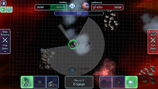 War Space: Free Strategy MMO- screenshot thumbnail