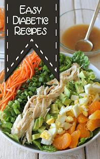 Easy Diabetic Recipes - náhled