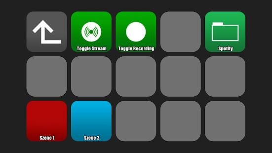 App Macro Deck - PC remote control pad APK for Windows Phone