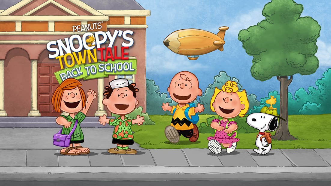 Snoopy's Town