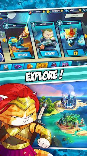 Tap Cats: Battle Arena (CCG) 0.3.1 screenshots 3