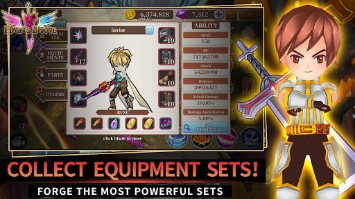 Endless Quest: Hades Blade - Free idle RPG Games 1.33 screenshots 1