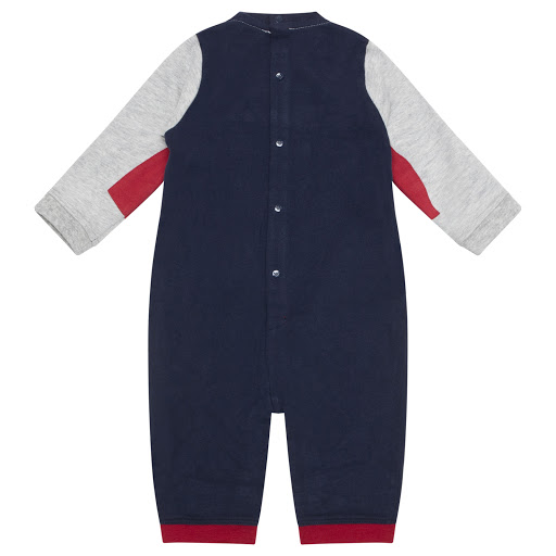 Thumbnail images of Emporio Armani Boys Cotton Babygrow