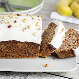 Banana Walnut Bread.