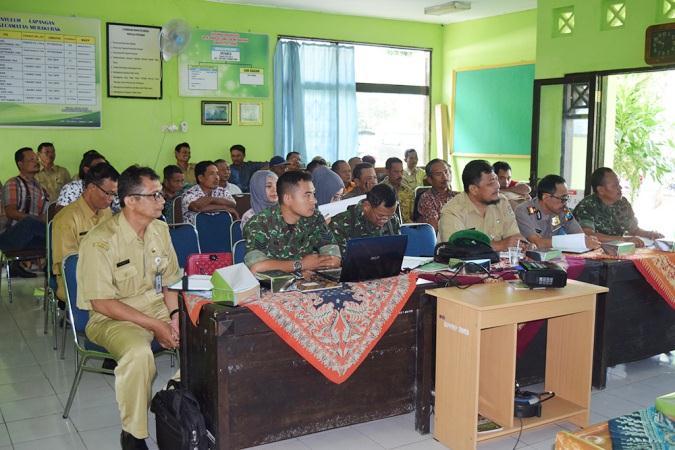 Kejar LTT Dan Sergap, TNI Kumpulkan Gapoktan se Kabupaten Tuban