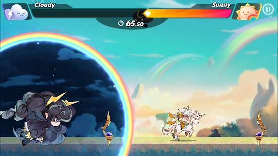 WIND runner Screenshot