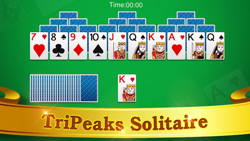 Tripeaks Solitaire - screenshot