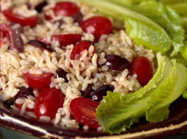 Greek Rice Salad Recipe