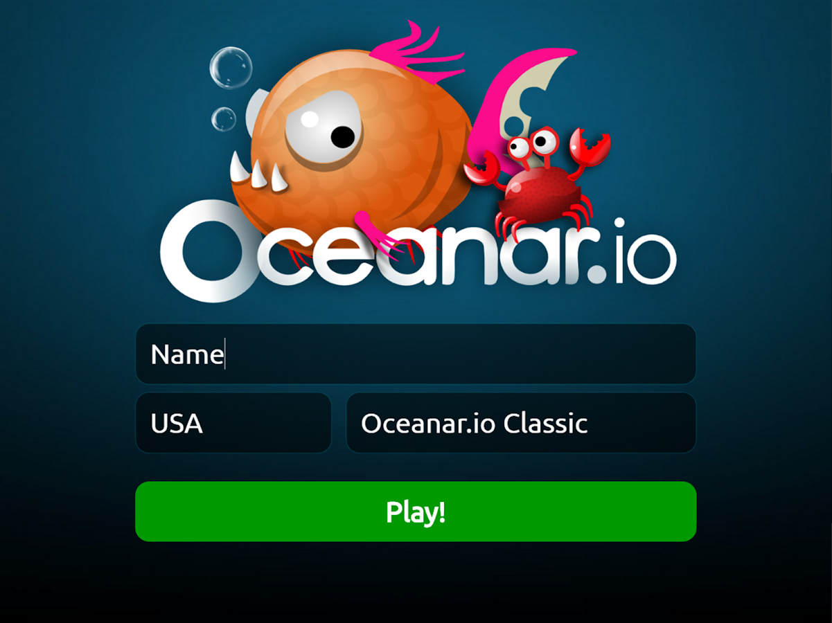 Oceanar.io- screenshot